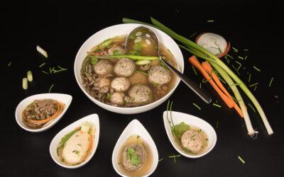 Leckere Suppeneinlagen zur kalten Jahreszeit